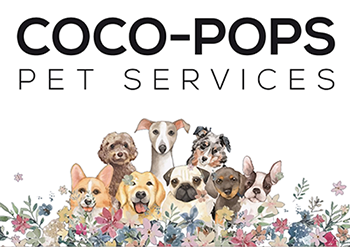 Coco Pops Pet Services Logo